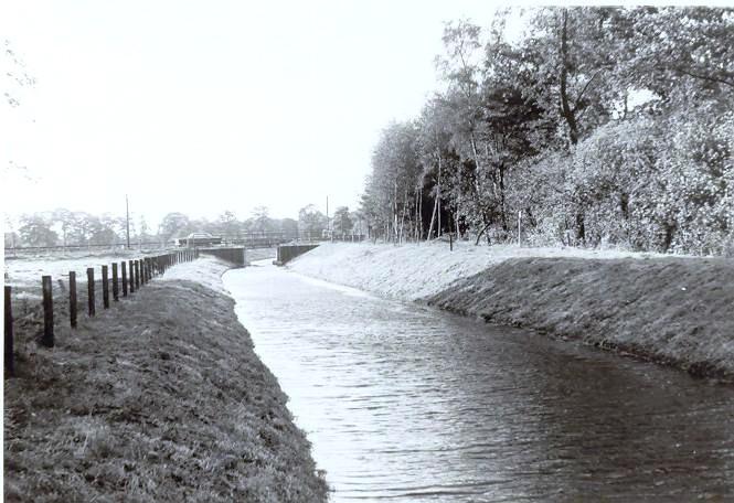 Historische Flussbgradigung