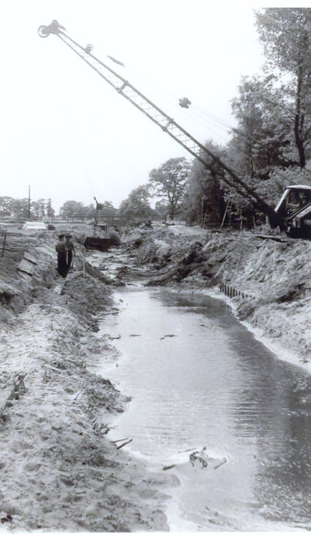 Historische Baumaßnahmn